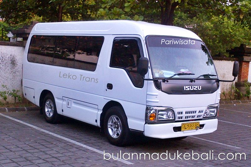 Sewa Mini bus ELF 12 Seats di Bali