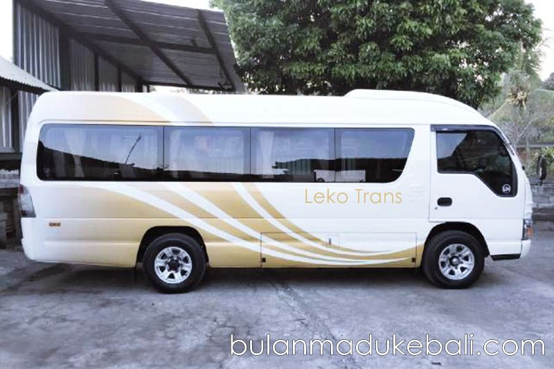 Sewa Mini bus ELF Long 17 Seats